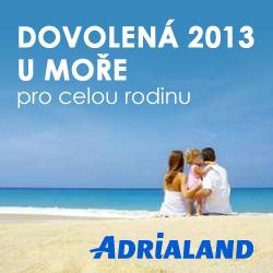 Dovolená u moře s Adrialand.com