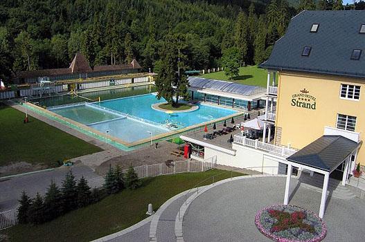 hotel Strand - bazény