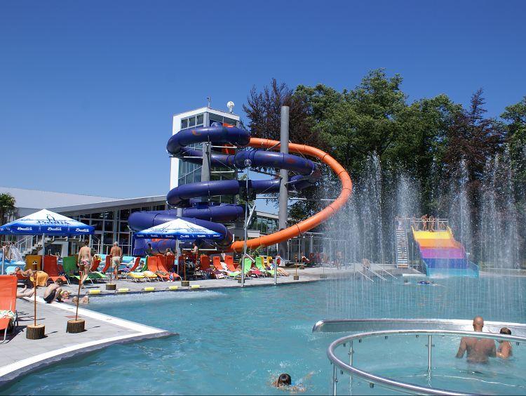 Turčianské teplice aquapark