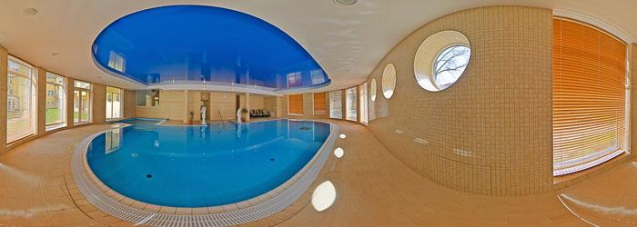 Hotel Bajkal - bazén