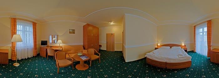Hotel Bajkal - pokoj