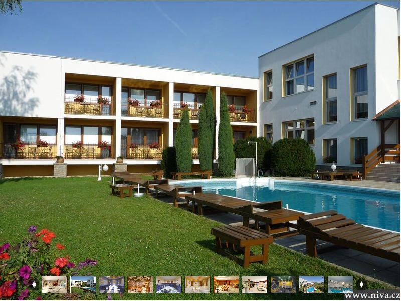 Lázeňský hotel Niva II.