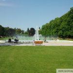 Lázeňský park a kolonáda